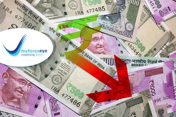Rupee Records 7th Monthly Fall On FPI Outflows